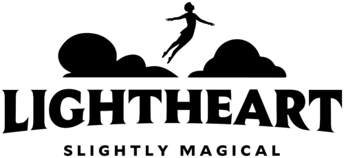 Lightheart Entertainment logo